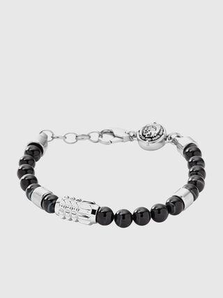 BRACELET DX0847, Noir/gris
