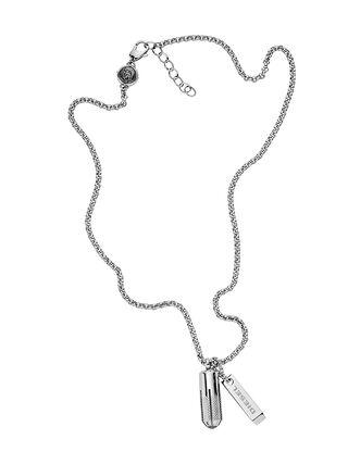 NECKLACE DX1027, Argent
