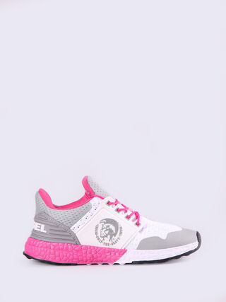 SN LOW 23 MOHICAN YO, Blanc/rose