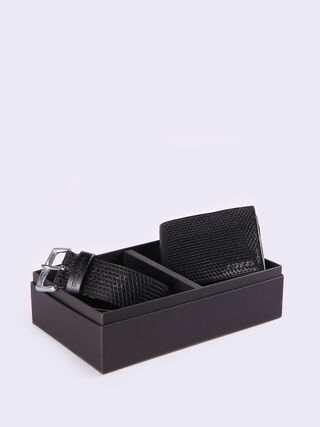 STERLING BOX I, Noir