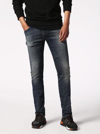 THAVAR JOGGJEANS 0674X, Jean bleu