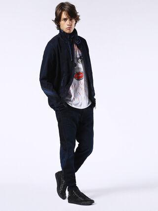 MDY JACKET 1, Jean bleu