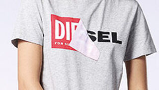 Diesel Logo Femme