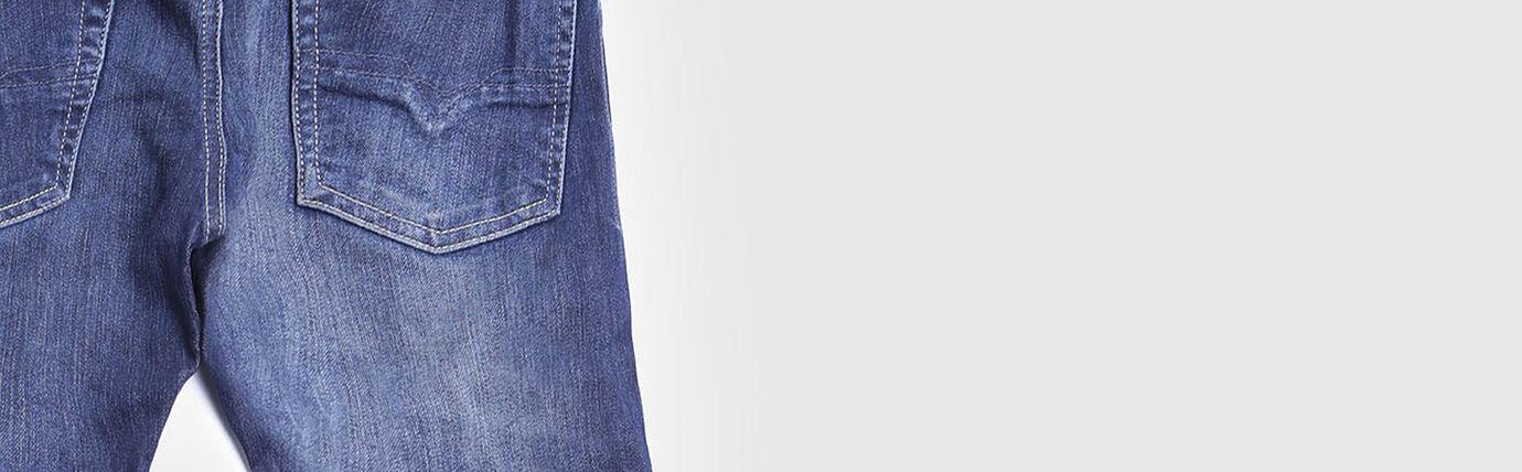 Jeans Garçon Junior Diesel