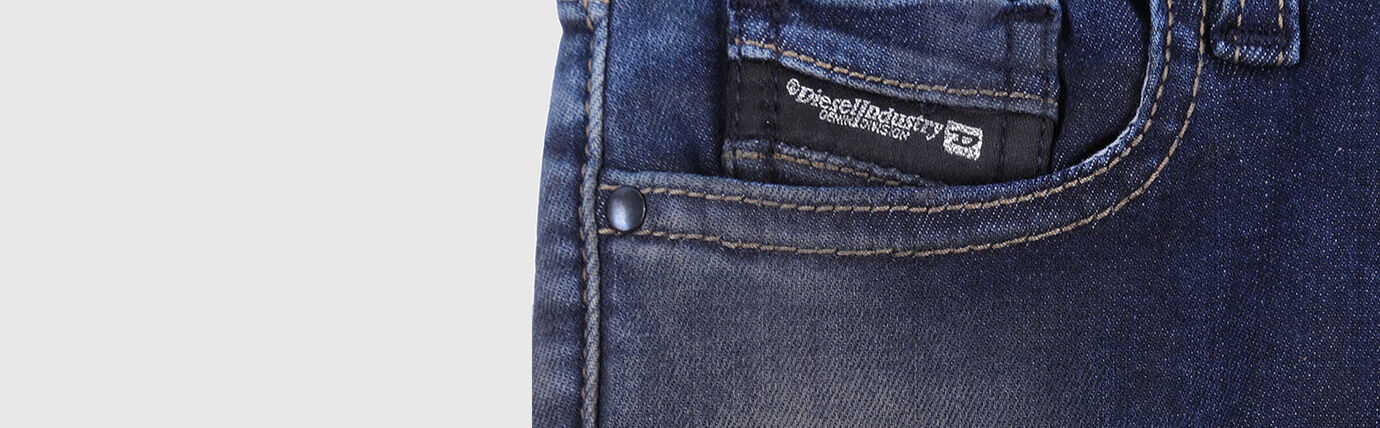 Jeans Fille Junior Diesel