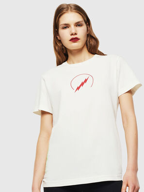 T-DIEGO-J5, Blanc - T-Shirts