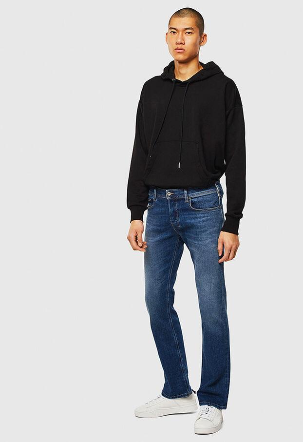 Zatiny 0096E, Bleu moyen - Jeans
