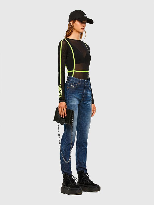 D-Joy 009ET, Bleu moyen - Jeans