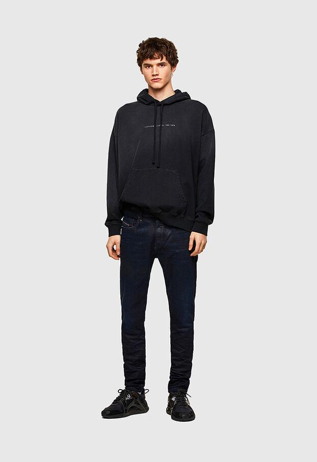D-Strukt JoggJeans® 069RW, Bleu Foncé - Jeans