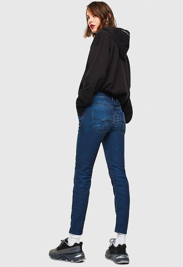 Krailey JoggJeans 069KM, Bleu Foncé - Jeans