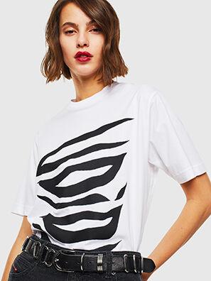 T-JUST-J9, Blanc - T-Shirts