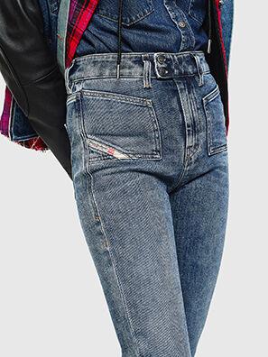 D-Earlie 0098W, Bleu moyen - Jeans