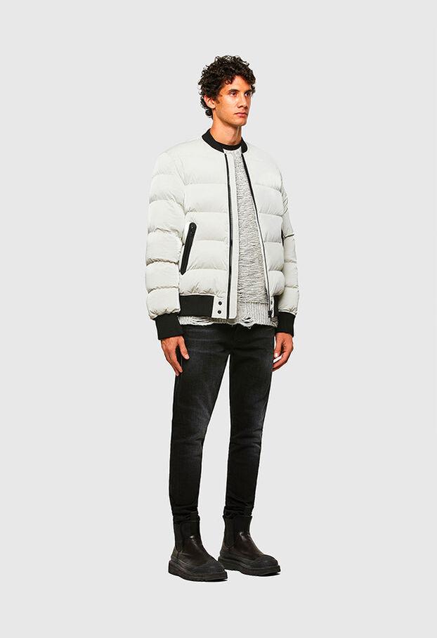 W-ON-A, Blanc - Vestes d'hiver