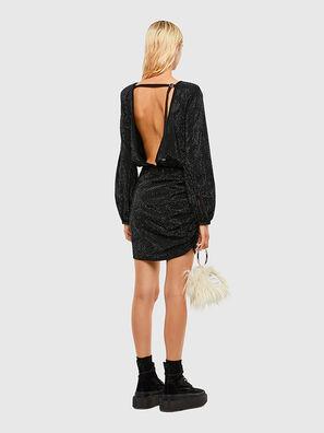 D-RENEE-BLING-V2, Noir - Robes