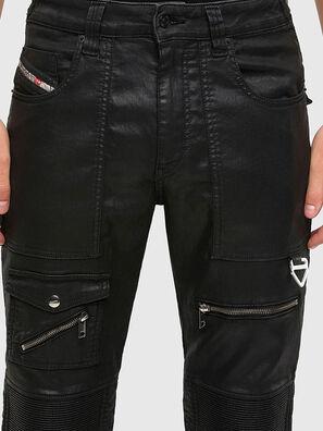 D-Derrot JoggJeans 069QY, Noir/Gris foncé - Jeans