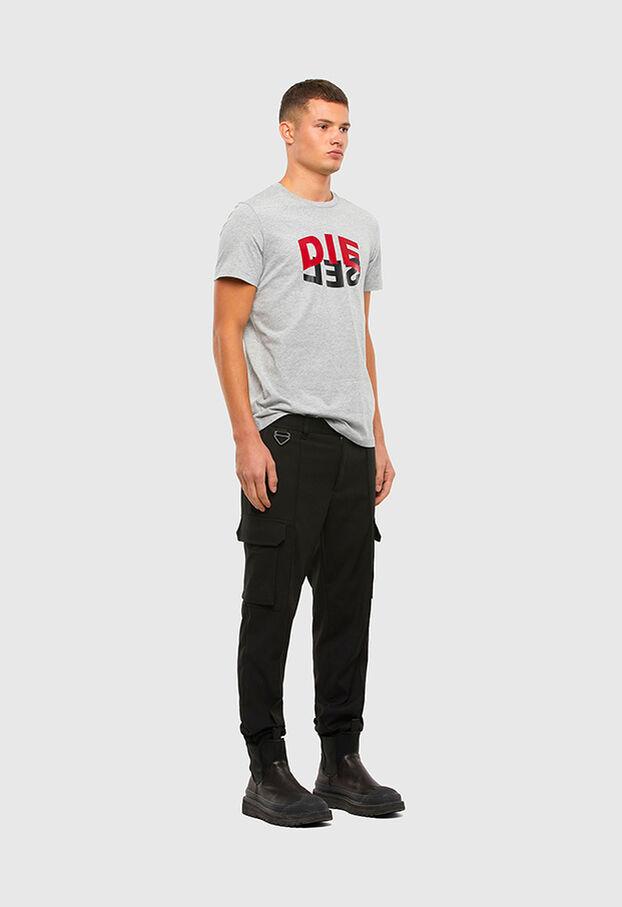 T-DIEGOS-N22, Blanc - T-Shirts