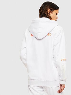 S-DIEX, Blanc - Pull Cotton