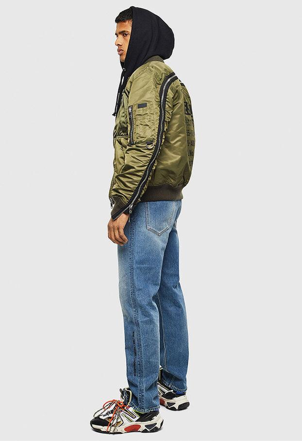D-Macs 009BT, Bleu Clair - Jeans