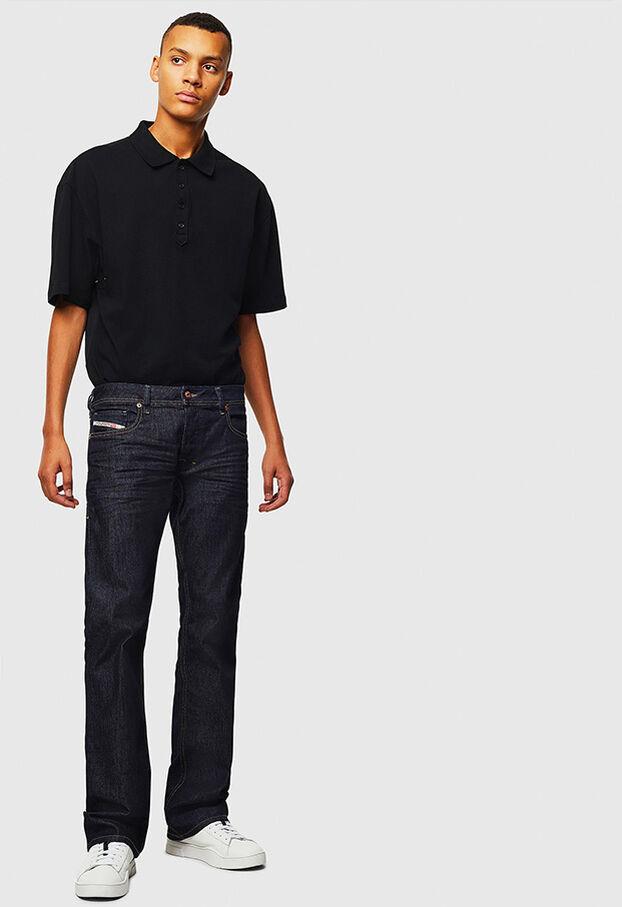 Zatiny 084HN, Bleu Foncé - Jeans