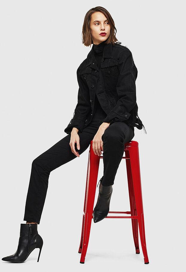 Sandy 069EI, Noir/Gris foncé - Jeans