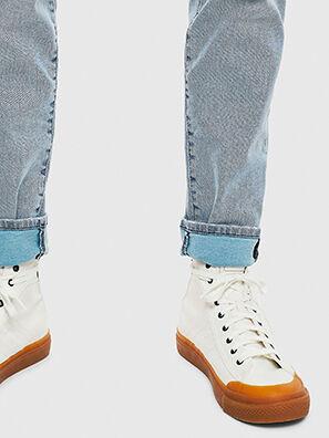 D-Strukt 009BP, Bleu Clair - Jeans