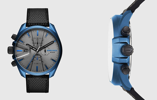 DZ4506, Noir/Bleu - Montres