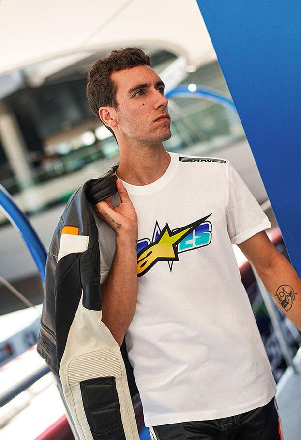 ASTARS-T-DIEGOS-B, Blanc - T-Shirts