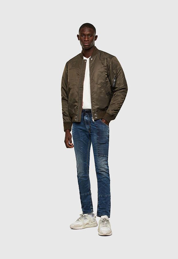 KROOLEY JoggJeans® 069TX, Bleu moyen - Jeans