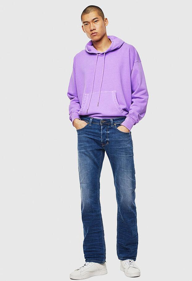Larkee 0097X, Bleu moyen - Jeans