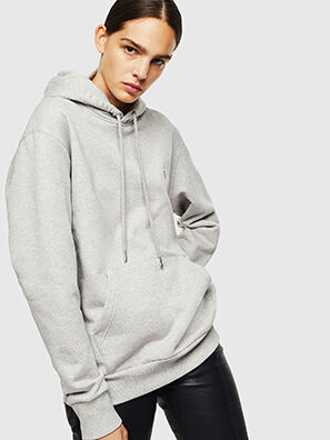 S-AFTER, Gris Clair - Pull Cotton