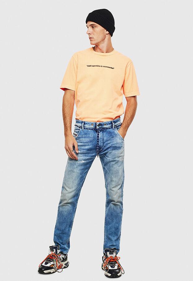 Krooley JoggJeans 0099Q, Bleu moyen - Jeans