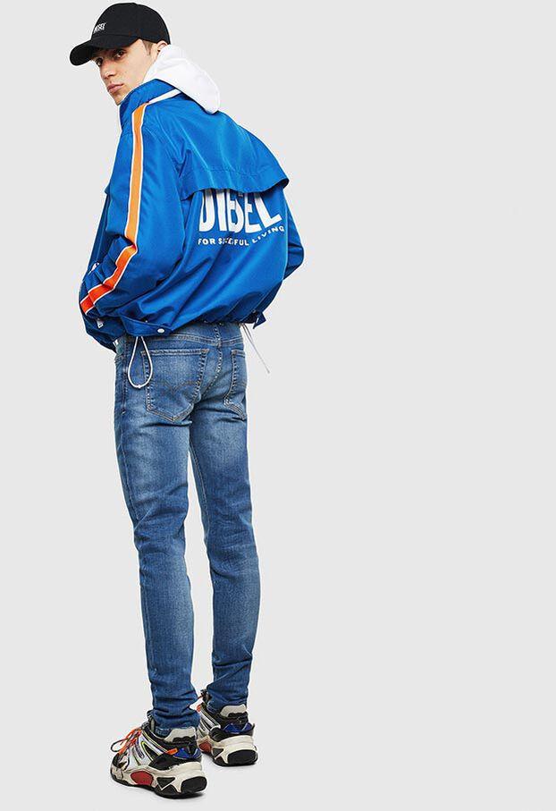 J-BROCK, Bleu - Vestes