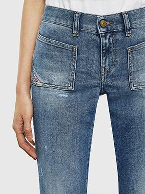 D-Ebbey 0099M, Bleu moyen - Jeans