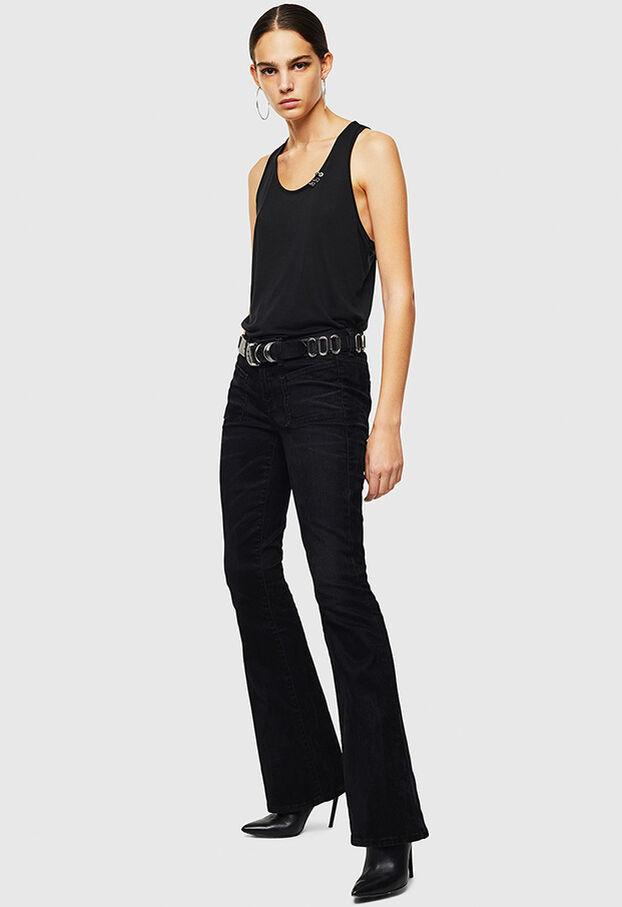 D-Ebbey 0091I, Noir/Gris foncé - Jeans