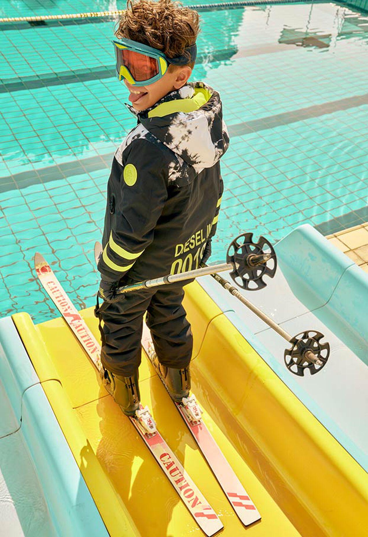 JODEL-SKI, Noir - Equipement de ski