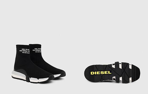 H-PADOLA HIGH SOCK W,  - Sneaker