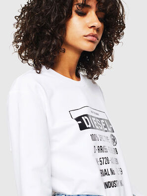 S-GIRK-S3, Blanc - Pull Cotton