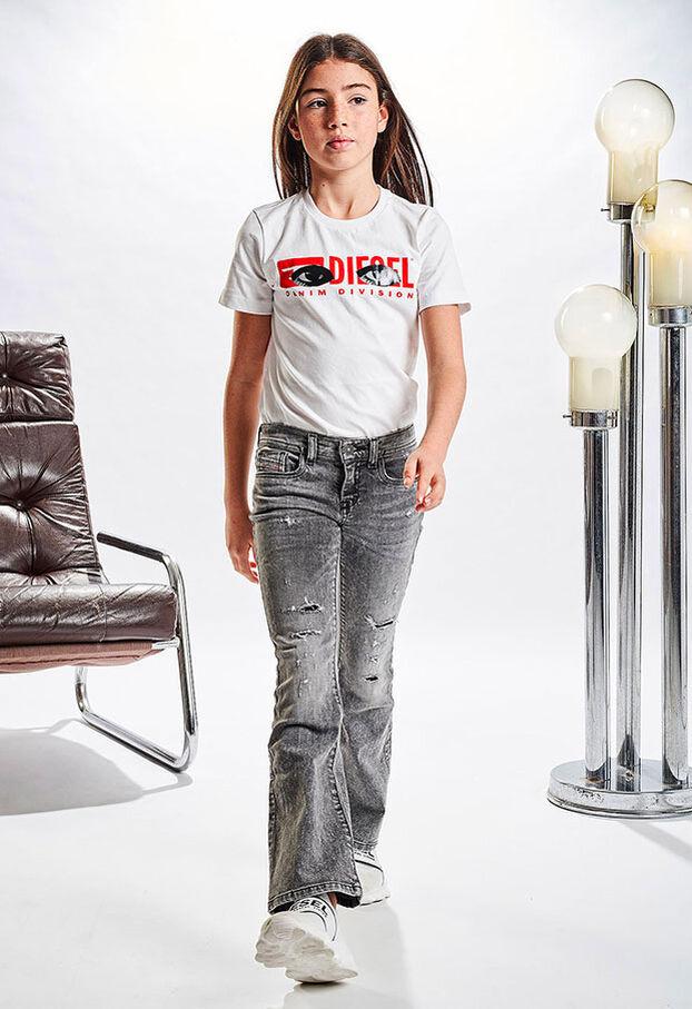 LOWLEEH-J-N, Noir/Gris foncé - Jeans