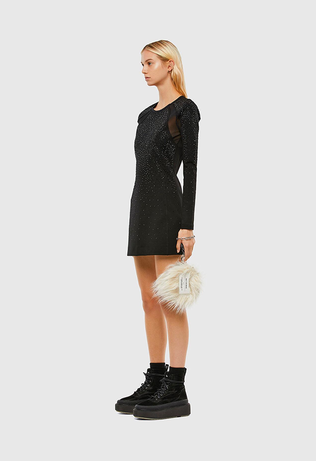 D-BRILLA, Noir - Robes
