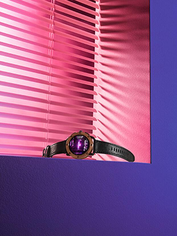 DT2016, Noir/Bronze - Smartwatches