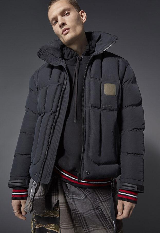 W-PETR, Noir - Vestes d'hiver