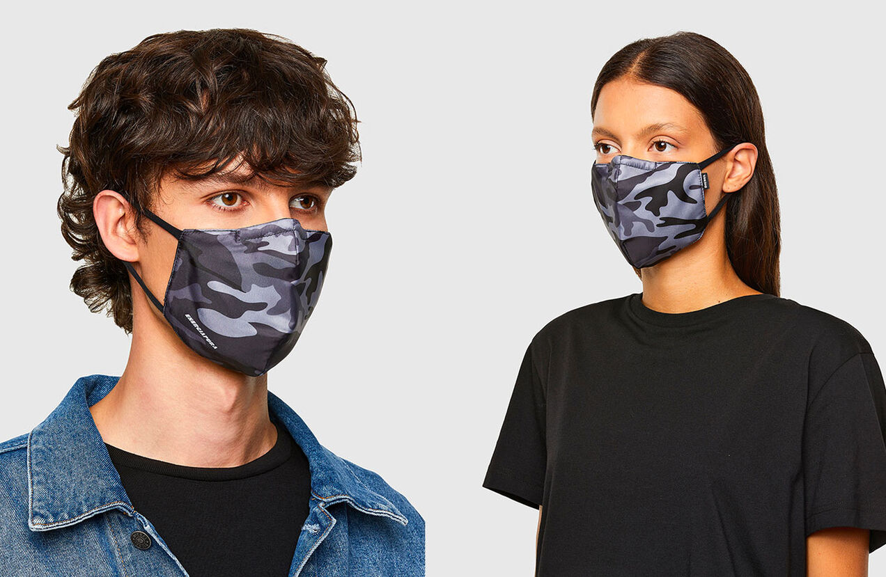 FACEMASK-CAMU, Noir - Other Accessories