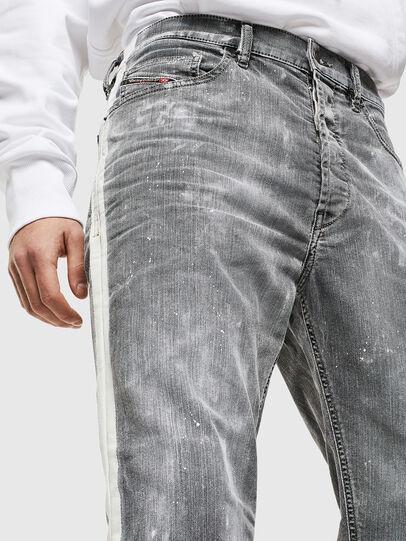 Diesel - D-Eetar 0094N, Gris Clair - Jeans - Image 4