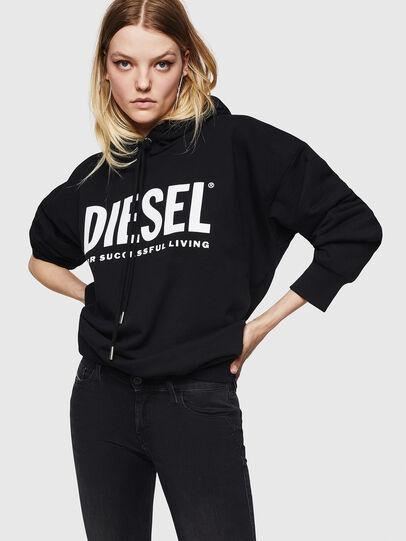 Diesel - Slandy 069BU, Noir/Gris foncé - Jeans - Image 3