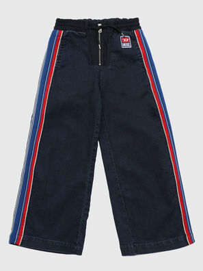 PDERIN JOGGJEANS, Bleu Foncé - Pantalons