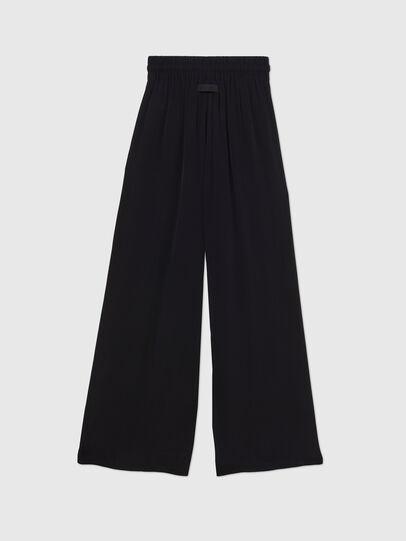 Diesel - P-CHINILLE-WOV, Noir - Pantalons - Image 2