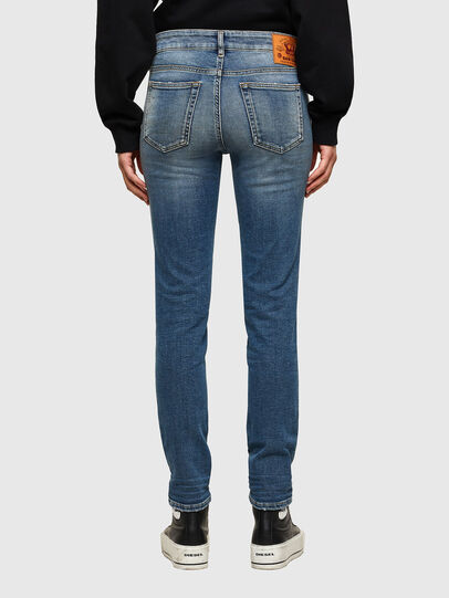 Diesel - D-Ollies JoggJeans® 069UW, Bleu moyen - Jeans - Image 2