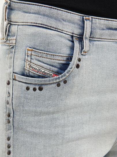 Diesel - Babhila 009JL, Bleu Clair - Jeans - Image 3