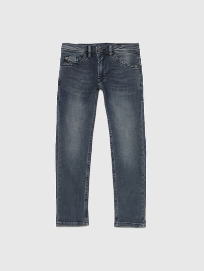 Diesel - THOMMER-J JOGGJEANS, Bleu Foncé - Jeans - Image 1