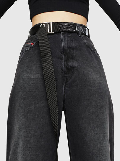 Diesel - D-Luite 083AK, Noir/Gris foncé - Jeans - Image 3